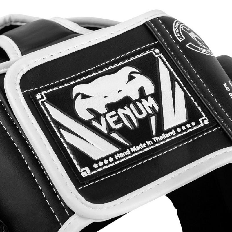 Шлем Venum Elite Headgear Black (01180) фото 5