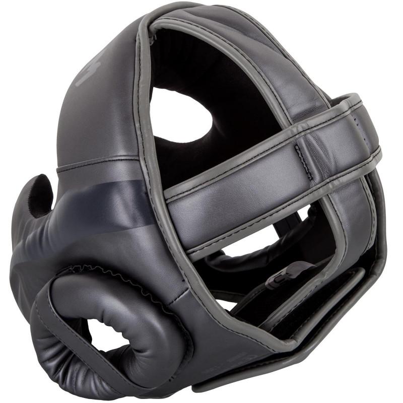Шолом Venum Elite Headgear Grey/Grey (01364) фото 5