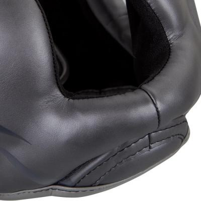 Шолом Venum Elite Headgear Grey/Grey (01364) фото 3