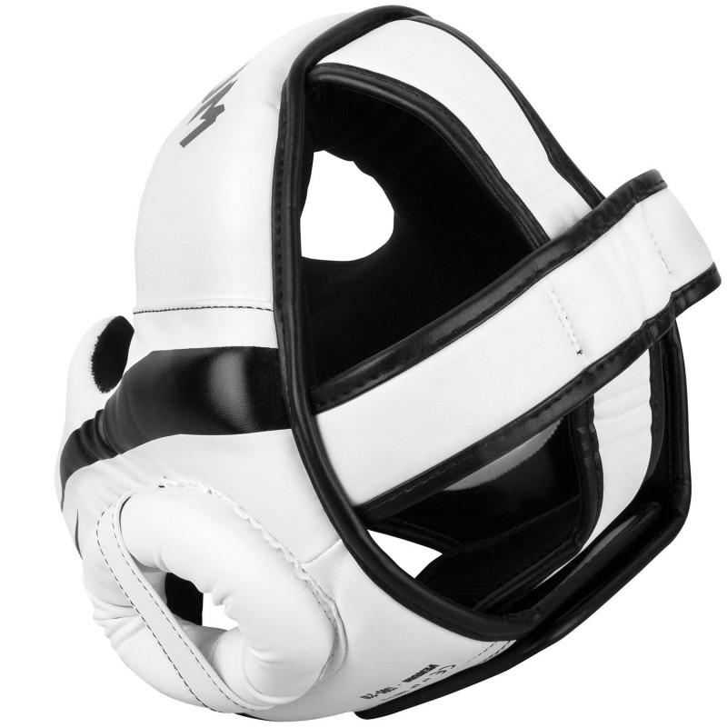Шлем Venum Elite Headgear White/Black Taille (01708) фото 2