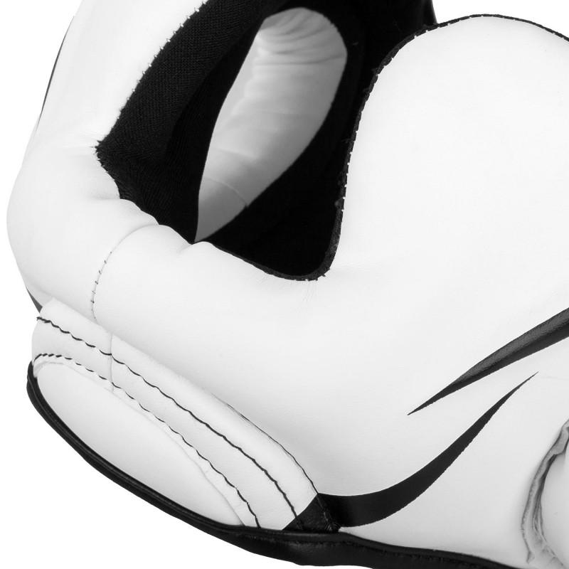 Шлем Venum Elite Headgear White/Black Taille (01708) фото 4