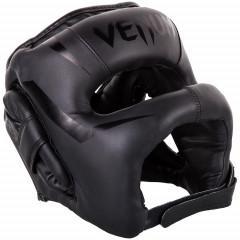 Шлем Venum Elite Iron Headgear Black