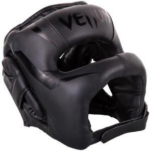 Шлем Venum Elite Iron Headgear Black/Black