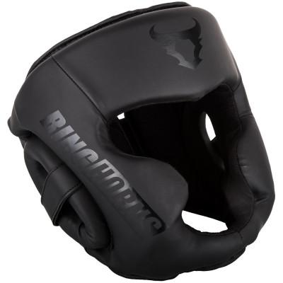 Боксерский Шлем Ringhorns Charger Headgear Чёрный (01875) фото 1