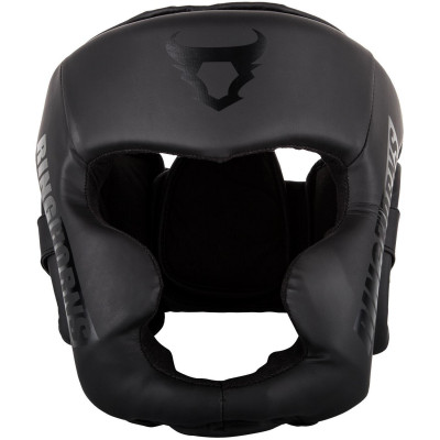 Боксерский Шлем Ringhorns Charger Headgear Чёрный (01875) фото 3