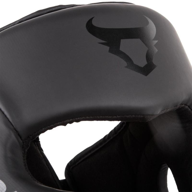 Боксерский Шлем Ringhorns Charger Headgear Чёрный (01875) фото 4