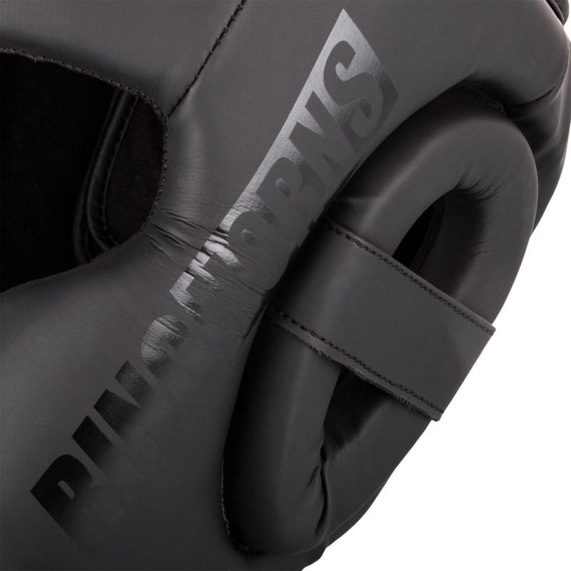 Боксерский Шлем Ringhorns Charger Headgear Чёрный (01875) фото 5