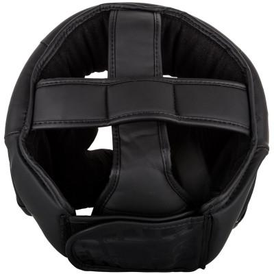 Боксерский Шлем Ringhorns Charger Headgear Чёрный (01875) фото 2