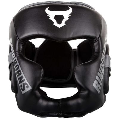 Шлем Ringhorns Charger Headgear Black (01877) фото 3