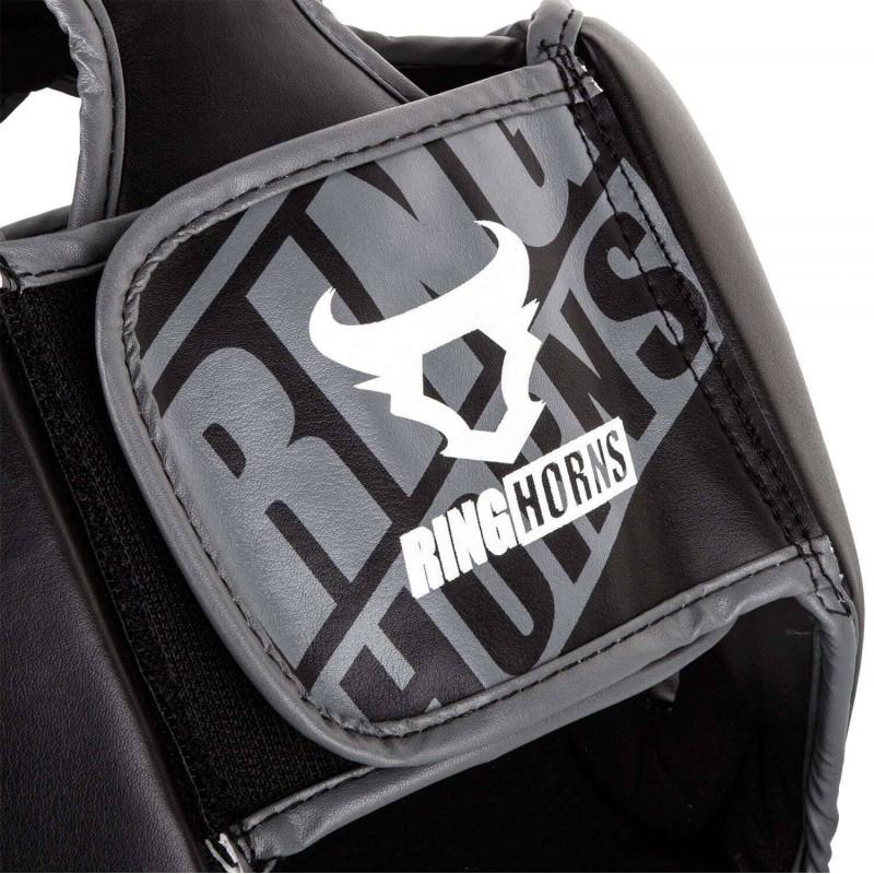 Шлем Ringhorns Charger Headgear Black (01877) фото 5