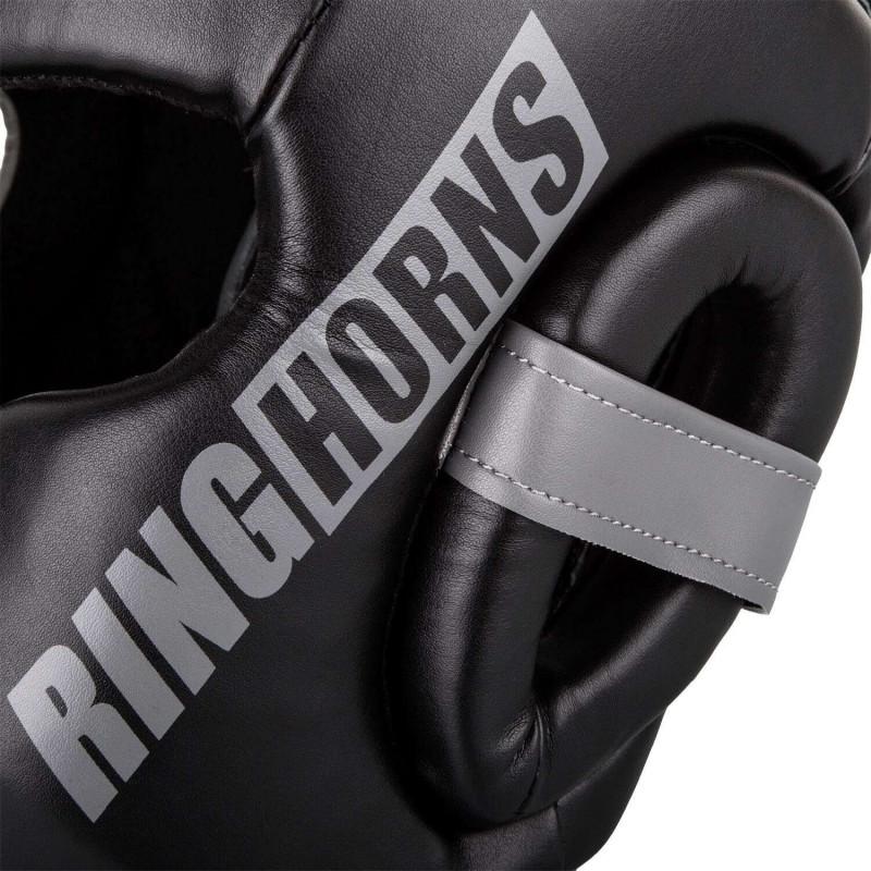 Шлем Ringhorns Charger Headgear Black (01877) фото 6