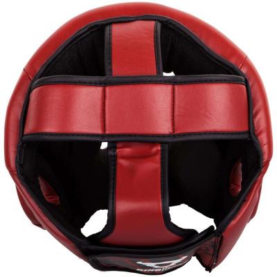 Боксерский Шлем Ringhorns Charger Headgear Красный (01876) фото 2