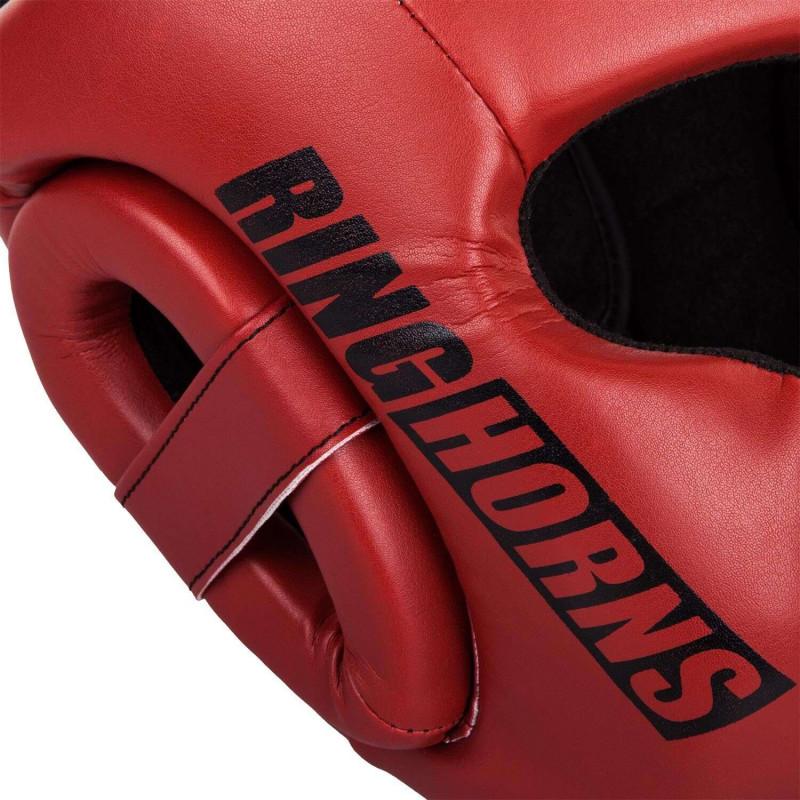 Боксерский Шлем Ringhorns Charger Headgear Красный (01876) фото 6