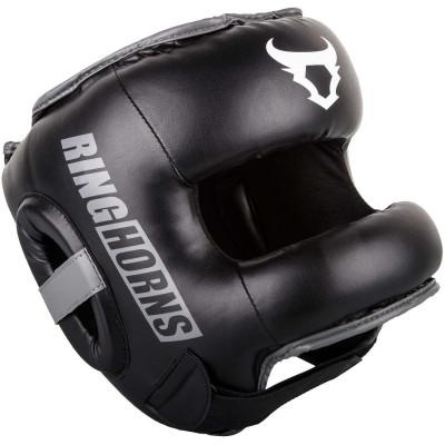 Шлем боксёрский Ringhorns Nitro Headgear Черный (01873)