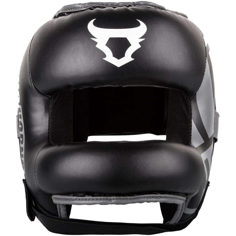 Шлем боксёрский Ringhorns Nitro Headgear Черный  (01873) фото 3
