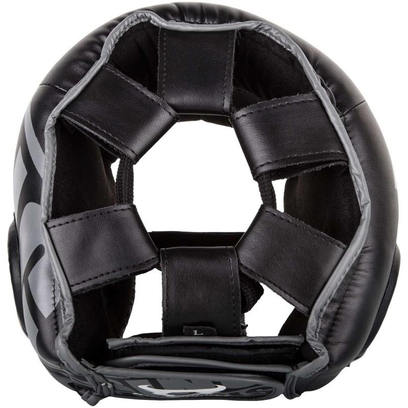Шлем боксёрский Ringhorns Nitro Headgear Черный  (01873) фото 2