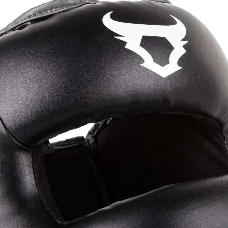 Шлем боксёрский Ringhorns Nitro Headgear Черный  (01873) фото 5