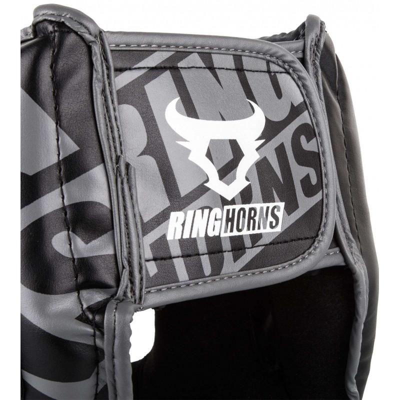 Шлем боксёрский Ringhorns Nitro Headgear Черный  (01873) фото 6