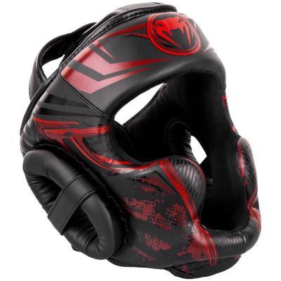 Шлем Venum Gladiator 3.0 Headgear Black/Red (02160) фото 1