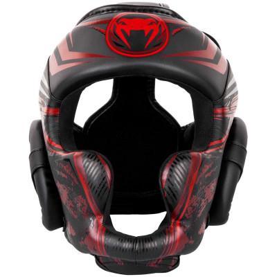 Шлем Venum Gladiator 3.0 Headgear Black/Red (02160) фото 2