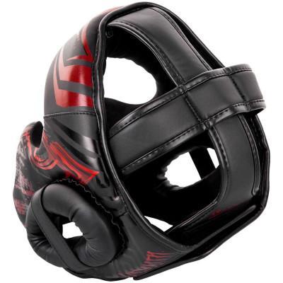 Шлем Venum Gladiator 3.0 Headgear Black/Red (02160) фото 3