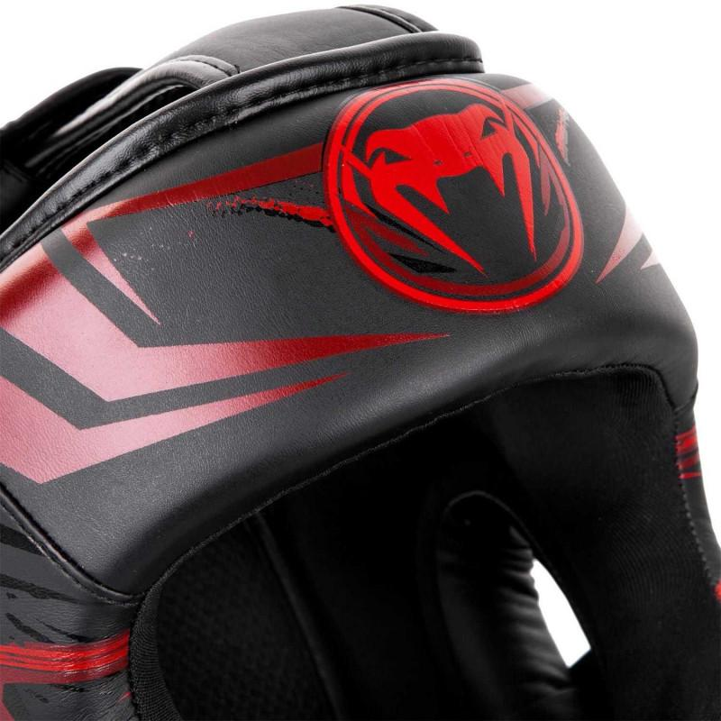 Шлем Venum Gladiator 3.0 Headgear Black/Red (02160) фото 4