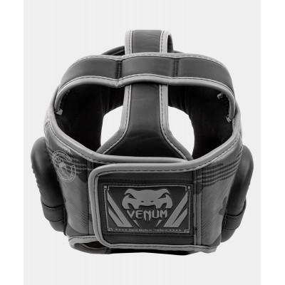Шолом Venum Elite Boxing Headgeaи Black/Dark camo (02005) фото 2