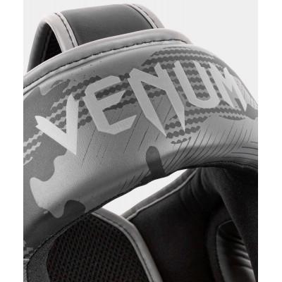 Шолом Venum Elite Boxing Headgeaи Black/Dark camo (02005) фото 4