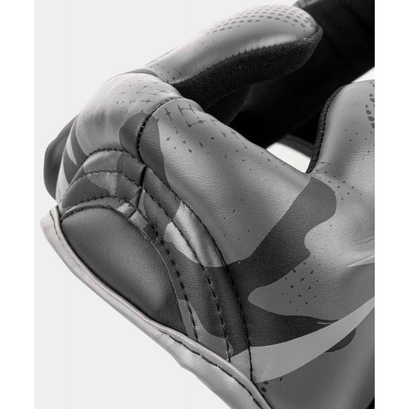 Шолом Venum Elite Boxing Headgeaи Black/Dark camo (02005) фото 7