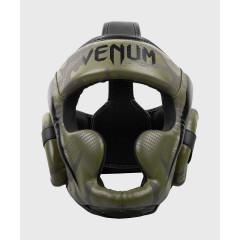 Шлем Venum Elite Boxing Headgear Khaki camo