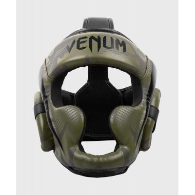 Шлем Venum Elite Boxing Headgear Khaki camo (02004) фото 1