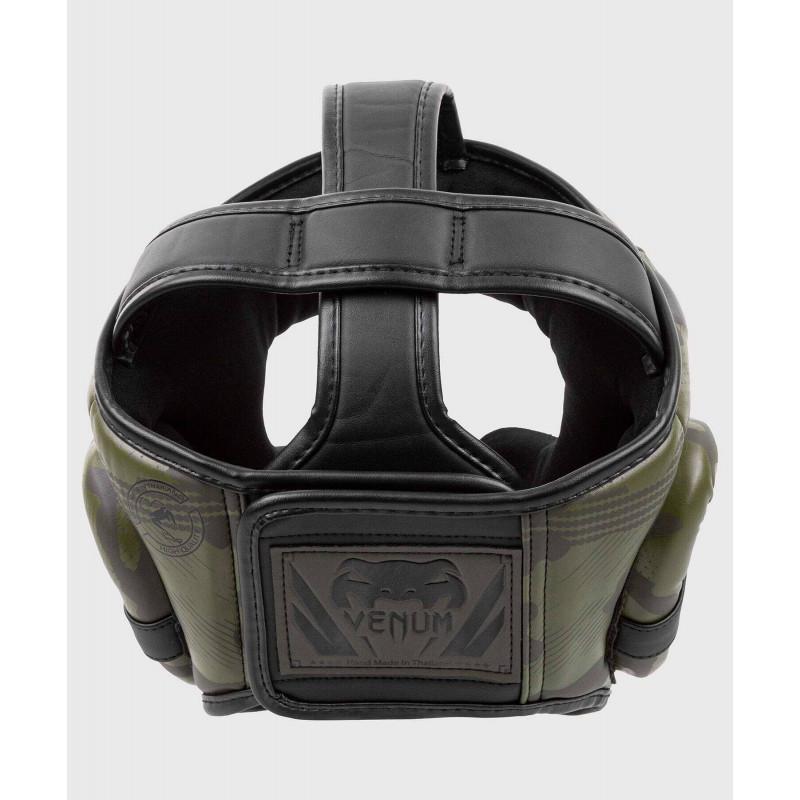 Шлем Venum Elite Boxing Headgear Khaki camo (02004) фото 2