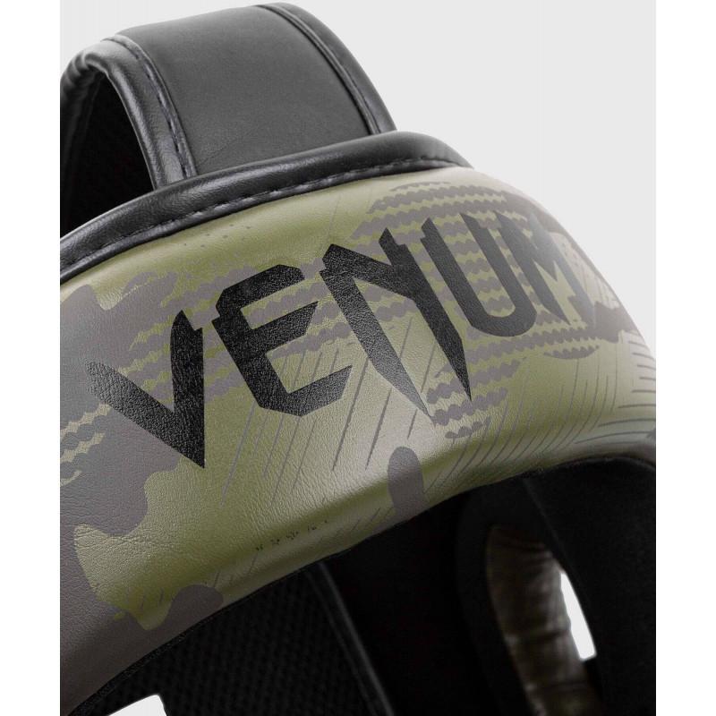 Шлем Venum Elite Boxing Headgear Khaki camo (02004) фото 4