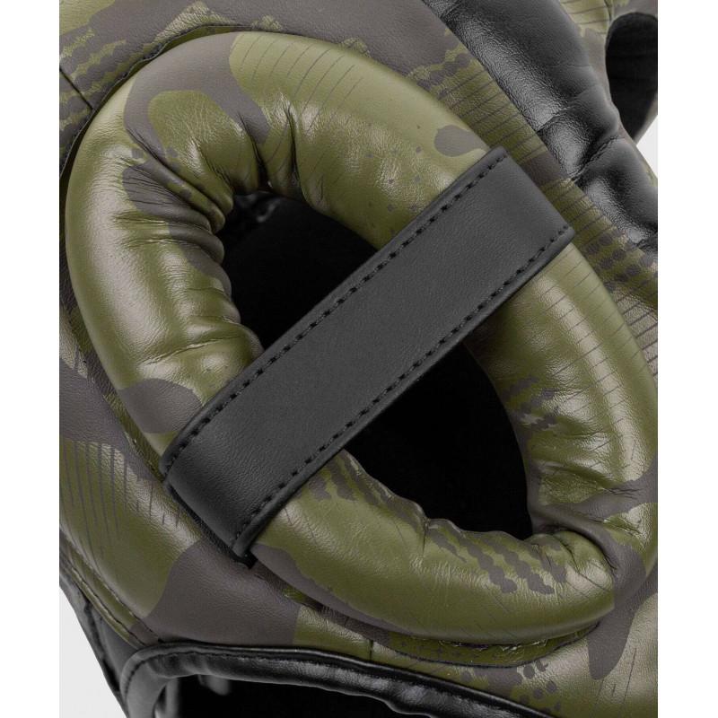 Шлем Venum Elite Boxing Headgear Khaki camo (02004) фото 5