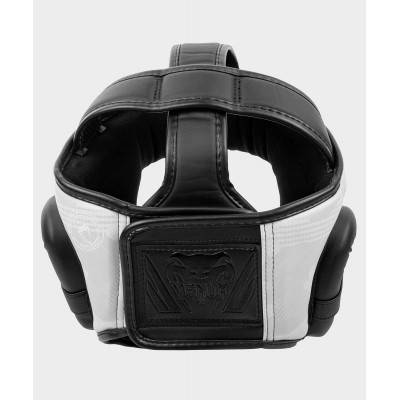Шлем Venum Elite Boxing Headgear White/Camo (02001) фото 2