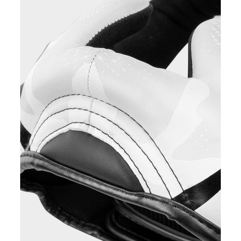 Шлем Venum Elite Boxing Headgear White/Camo (02001) фото 7