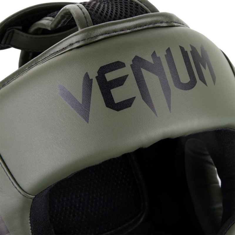 Шлем Venum Elite Headgear Kaki/Black (01858) фото 5