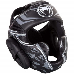 Шлем Venum Gladiator 3.0 Headgear Black/White