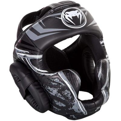 Шлем Venum Gladiator 3.0 Headgear Black/White (02018) фото 1