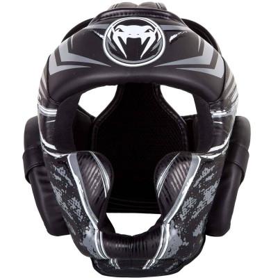 Шлем Venum Gladiator 3.0 Headgear Black/White (02018) фото 3