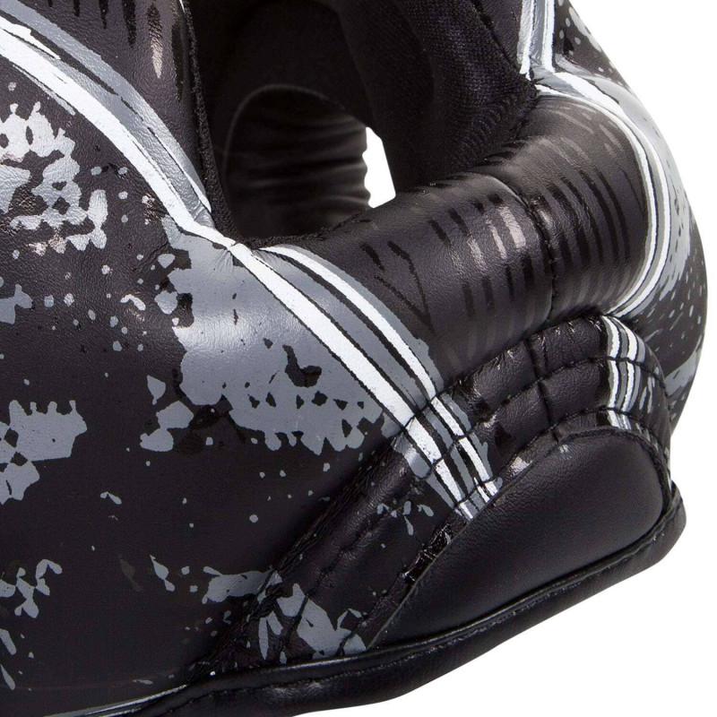 Шлем Venum Gladiator 3.0 Headgear Black/White (02018) фото 4