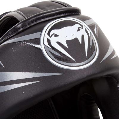 Шлем Venum Gladiator 3.0 Headgear Black/White (02018) фото 6