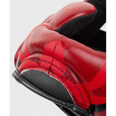 Шлем Venum Elite Boxing Headgear Red Camo (02002) фото 7