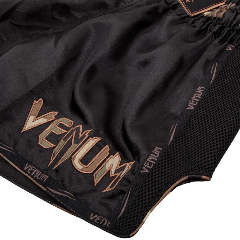 Шорти Venum Giant Muay Thai B/Forest Camo (01714) фото 3
