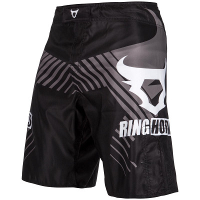 Шорты Ringhorns Fightshorts Charger Black (01689)