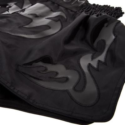 Шорти Venum Bangkok Inferno Muay Thai Shorts Black (01698) фото 4