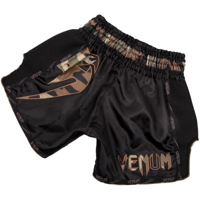 Шорти Venum Giant Muay Thai B/Forest Camo (01714) фото 2