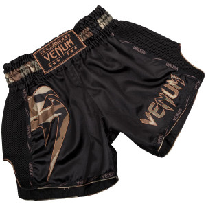 Шорти Venum Giant Muay Thai B/Forest Camo