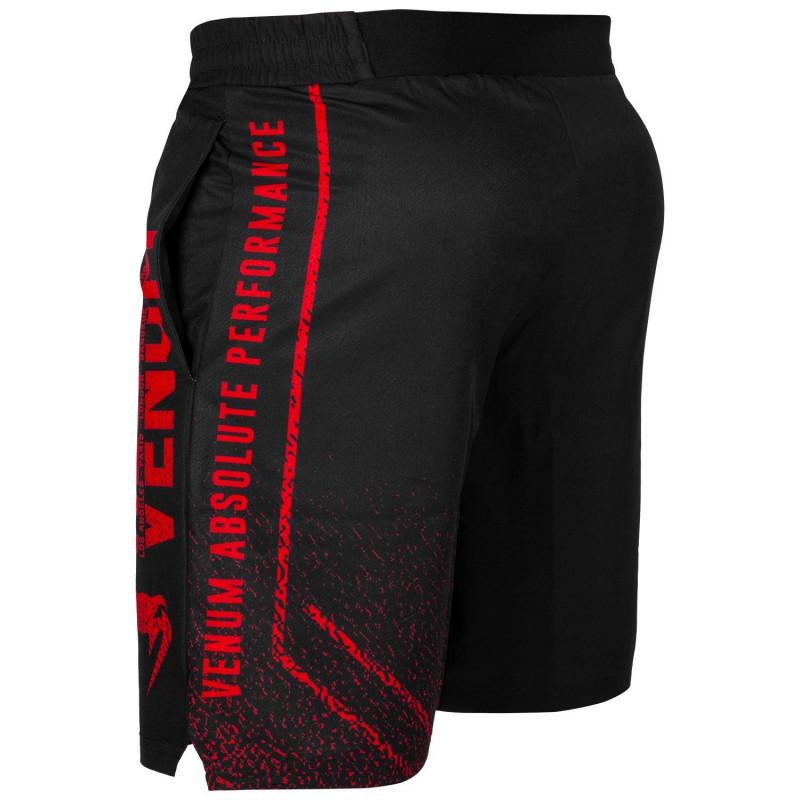 Шорты Venum Signature Training Shorts Black/Red (01745) фото 2