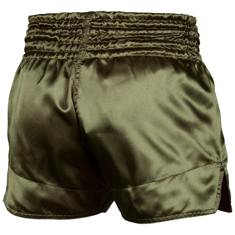 Шорты Venum Muay Thai Shorts Classic Khaki/Black (01733) фото 2